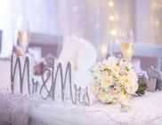 scripted names and words - for weddings and table decoration