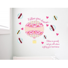 wall stickers & motifs