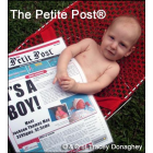 The Petite Post �<br><font size=-3 face=Times>personalised newspapers</font>