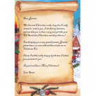 letters to santa/christmas cards/wrap/labels