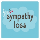 sympathy/loss<br><font size=-3 face=Times>gift ideas for sympathy and loss</font>