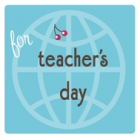 teacher's day<br><font size=-3 face=Times>top 10 gift ideas for teachers</font>
