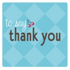 thank you<br><font size=-3 face=Times>top 10 gift ideas to say thank you</font>