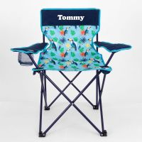 Kids Camp Chair Personalised - Toucan