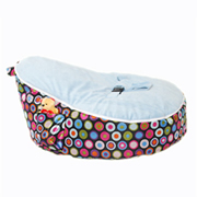 Bean Bag for Newborns / Baby - Bubble Blue
