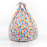 Bean Bag for Kids - Polka Knot