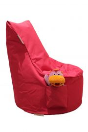 Bean Bag Chair for Kids - Toddler Chair Bean Bag - Pink