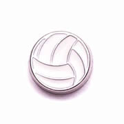 Sport Charm for Floating Memory Locket - Volley Ball