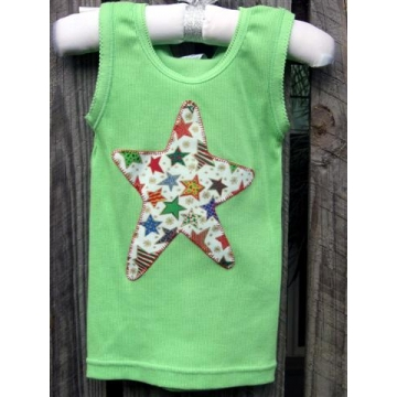 Clothes - Christmas Star<br>sizes 000 - 6