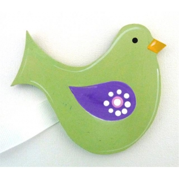 Artwork Hanger Set - Lil Birdie - Lime<br>Display your child's pictures