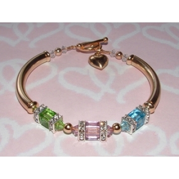 Mothers Gold Bangle