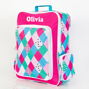 .Backpack for Kids Personalised - Mighty Backpack Diamond Confetti