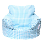 Lounge Bean Bag for Toddlers - Blue
