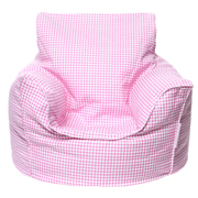 Lounge Bean Bag for Toddlers - Pink
