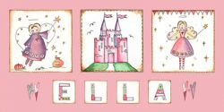 Canvas Name - Fairytale Avail. in 20 different colours