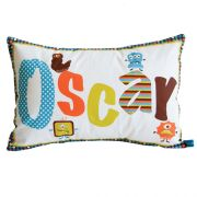 .Personalised Cushion for kids - Monsters Boys Design