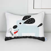 .Personalised Cushion for kids - Dog & His Bone