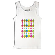 Doughnuts - Singlet Personalised for Kids