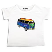 Personalised clothing for kids - Combie - T-Shirt Personalised for Kids