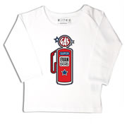 Personalised clothing for kids - Petrol Pump - T-Shirt Personalised for Kids