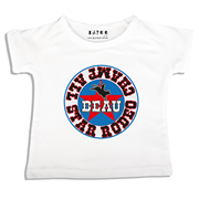 Personalised clothing for kids - Rodeo - T-Shirt Personalised for Kids