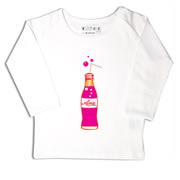 Personalised clothing for kids - Soda - T-Shirt Personalised for Kids
