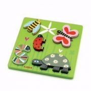 Puzzle Little Beasts by Djeco - 1 LEFT
