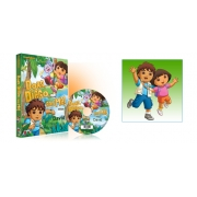 Dora, Diego, and Me!  Personalised DVD