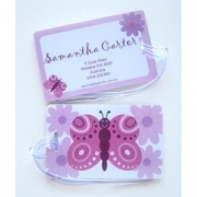 Butterfly - Luggage Tag