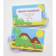 Dinosaur - Luggage Tag