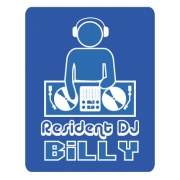 Personalised ClothingDJ 24/7 Blue DesignAvailable in a t-shirt, bib, bodysuit, singlet, apron, santa sack, library bag & shoulder bag