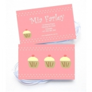 Cupcakes - Luggage Tag