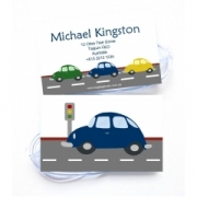 Traffic Jam - Luggage Tag