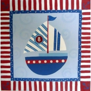 Sailboat Stripes 1