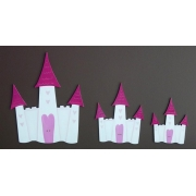 Wall Motif Set - CastlePainted