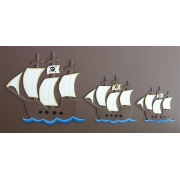 Wall Motif Set - PiratePainted