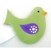Artwork Hanger Set - Lil Birdie - LimeDisplay your child's pictures