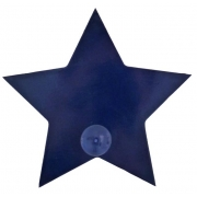 Coat Hook - Star Navy