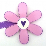 Artwork Hanger Set - Flower PinkDisplay your child's pictures