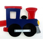 Artwork Hanger Set - Train Display your child's pictures