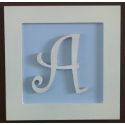 Initial Frame'Background Blue'