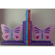 Book End Pair - Butterfly