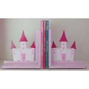 Book End Pair - Castle