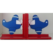 Book End Pair - Plane