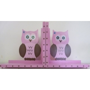 Book End Pair - Owl
