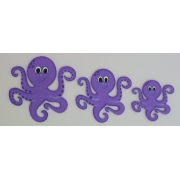 Wall Motif Set - OctopusPainted