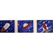 Blast Off(Set of 3)