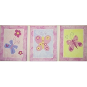 Butterfly Set(Set of 3)