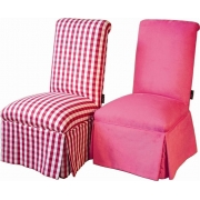 Scroll Back Chair - Available in a range colours