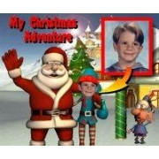 My Christmas Adventure  Personalised DVD